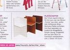 "Trestles Tvinns in the magazine ""FREUNDIN""."