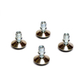 6310 - For BOKSA - adjustable furniture glides with screw-in 4 pieces set