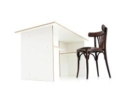 tischb cke tvinns aus birke multiplex weiss. Black Bedroom Furniture Sets. Home Design Ideas