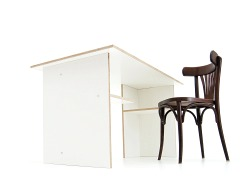 Tischplatte - Birke Multiplex 120x75x1,8cm