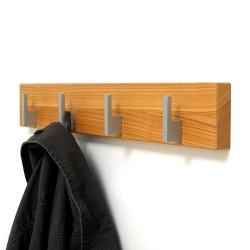 Coat rack STRYBB, walnut or cherry wood