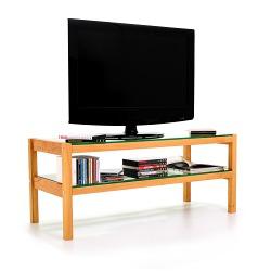 Massivholz TV-Bank, Couchtisch aus Kirschbaum