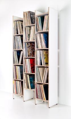 Wandregale, Bücherregale und LP Regale ♣ aus Holz oder Multiplex