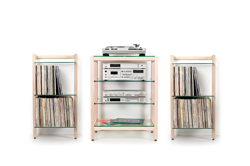Adventsaktion - Hifi-Rack und LP-Regale