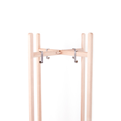 Garderobe Hang-On Esche mit Haken