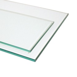 Glasboden transparent 70x20x0,8cm