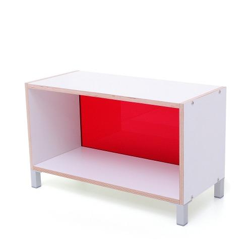 weitere bilder f r happy hour boksa regalsystem modul in birke multiplex weiss. Black Bedroom Furniture Sets. Home Design Ideas