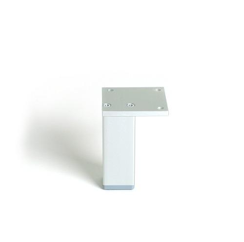 Boksa Regal Kastenmöbel Zubehör - Aluminium Möbelfüsse eckig