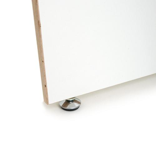 Tischböcke TVINNS Birke Multiplex weiß