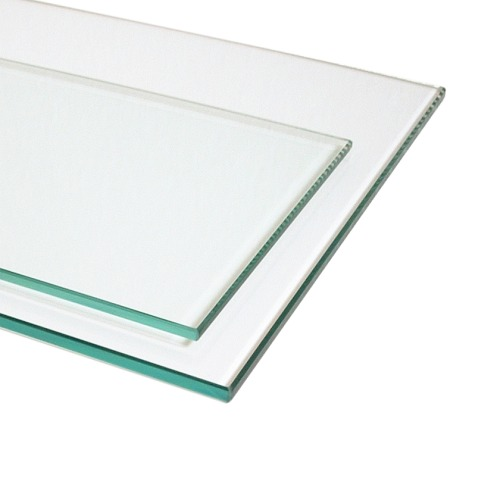 ESG Glasboden transparent 80x30x0,8cm