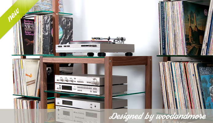 Woodandmore Lp Storage Furniture Design From Berlin