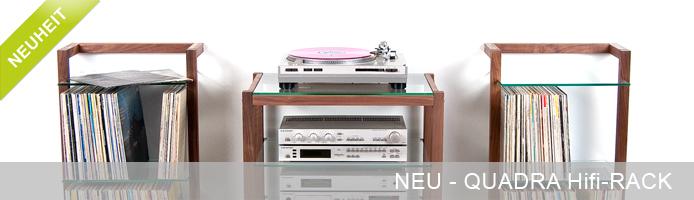 hifi m bel aus massivholz f r plattenspieler stereoanlagen. Black Bedroom Furniture Sets. Home Design Ideas